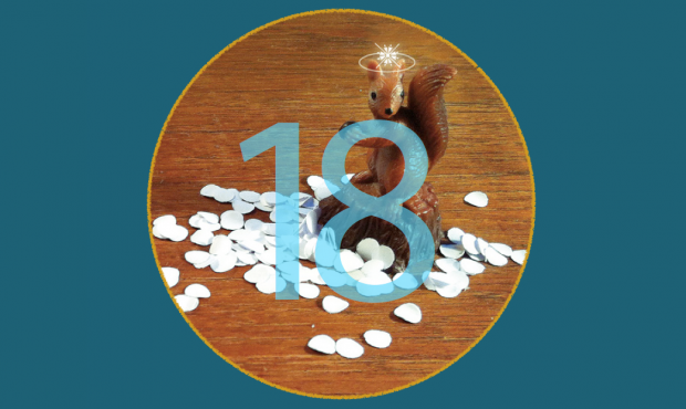 Adventskalender Nr. 18